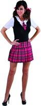 Schoolgirl pakje - Schooluniform jurkje maat XS (32-34)