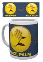 Emoji Face Palm