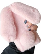 Bunny telefoonhoesje - konijnen hoesje - iPhone 7/8 PLUS - Roze