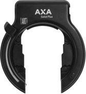 Axa Ringslot Solid Plus Art** Spatbordbevestiging Zwart
