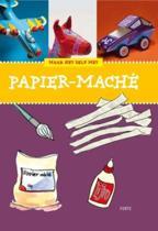 Maak het zelf met papier-mache