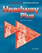 New Headway Pl P-Int Wb+K (Me)