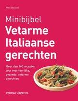 Minibijbel - Vetarme Italiaanse gerechten