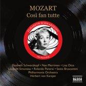 Mozart: Cosi Fan Tutte (Schwar