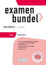 Examenbundel - 2013/2014 VWO economie