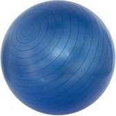 Avento Fitnessbal - Ø 65 cm - Blauw