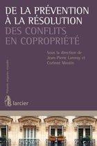 De la prévention à la résolution des conflits en copropriété