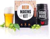 Brew Barrel - Bierbrouw pakket - India Pale Ale - Zelf thuis bierbrouwen - Met NL Handleiding!