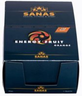 Sanas Energy Fruit Orange