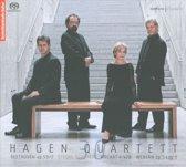 Hagen Quartet 30: Beethoven