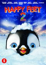DVD cover van Happy Feet 2