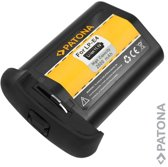 Battery CANON L P-E4 LPE4 CANON EOS 1D Mark III, EOS 1Ds Mark III from PATONA