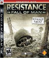Resistance: Fall of Man /PS3
