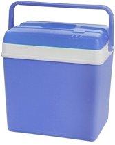 Koelbox - 24 l - Blauw