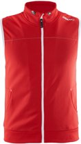 Craft Leisure Vest Men Bright red l