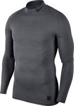 Pro Top Ls Compression Mock Sportshirt Heren