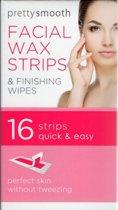 Skin Academy Facial Wax Strips