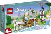 LEGO 4+ Disney Assepoesters Koetstocht - 41159