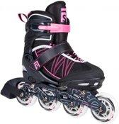 Skatelife Inlineskates Lava Junior Zwart/roze Maat 35-38