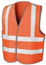 Verkeers vest van Versteeg® - Veiligheids vest - Opvallend vest