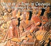 Oficio De La Toma De Granada