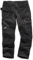 Scruffs Hardwear 3D Trade Trouser Graphite - maat 44 Long