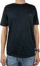 Nike Dry Elite BBall Tee 902183-010, Mannen, Zwart, T-shirt maat: M EU