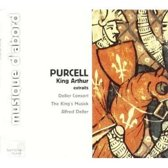 Purcell: King Arthur extraits / Deller, Deller Consort