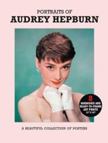Poster Collection: Portraits of Audrey Hepburn