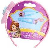Disney Diadeem Met Speldjes Sofia 3-delig Roze