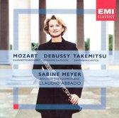 Mozart: Klarinettkonzert; Claude Debussy: Premiere Rhapsodie; Toru Takemitsu: Fantasma/Cantos