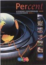 Percent Economie / 2 theorieboek / deel Economie bovenbouw Havo