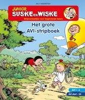 Junior Suske en Wiske - Het grote AVI stripboek
