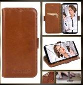 Bouletta - Samsung Galaxy S8 Echt Leer BookCase Rustic Cognac