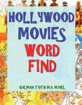 Hollywood Movies Word Find