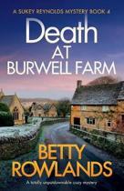 Death at Burwell Farm