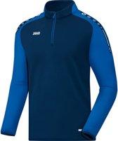 Jako Champ Ziptop - Sweaters  - blauw donker - 140