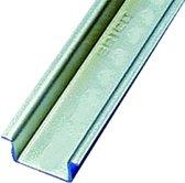 ERIC montagerail DIN-rail 35/15 ERIFLEX DR, staal, ho 35mm