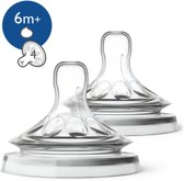Philips Avent SCF046/27 Natural Speen - 6m+ - 2stuks