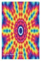 Tye Dye Rainbow Journal