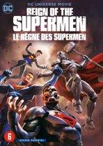 REIGN OF THE SUPERMEN /S DVD BI-FR
