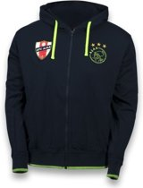 Ajax Sweatvest Hooded Away 2012/2013 Schild Zwart Maat 116