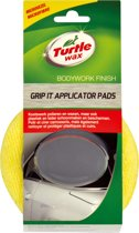 Turtle Wax X7132td Poetspad Grip it 2 stuks