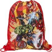 Marvel Avengers gymtas / schoenentas / zwemtas / rugtas