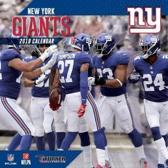 New York Giants 2019 12x12 Team Wall Calendar