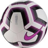 Nike VoetbalVolwassenen - wit/paars/zwart