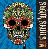 Sugar Skulls Kalender 2020