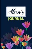 Alexa's Journal