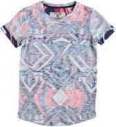 Garcia slim fit t-shirt long fit - Maat 152/158