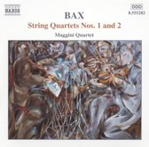 Bax: String Quartets nos 1 & 2 / Maggini Quartet
